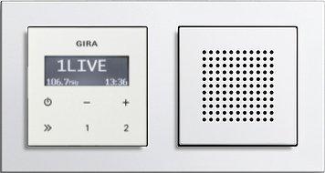 radio GIRA